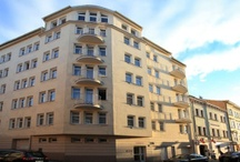 Amadeus / Hotel Amadeus Prague is located near Prague city centre in the quiet district of Prague Zizkov. Wenceslas Square, Old Town Square and the city centre are easily accessible by public transport within 15 minutes from Hotel Amadeus. Enjoy our pleasant hotel near Prague centre, spacious rooms and suites for families with children, couples  or business travelers. Amadeus Hotel Prague is near the city centre, at the same time is quiet enough to allow a pleasant and peaceful night of sleep.