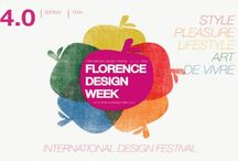 Florence Design Week / Florence Design Week - International Design Festival is an event dedicated to design in all its forms, and to art, as means of communication and promotion of culture, along with local identity in a global vision.  Copyright by Immaginae