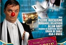 Neurofête 2012 - du Rire et de la Zik - / Évènement annuel caritative qui met en spectacle des artistes au profit des enfants extraordinaires d'INJENO