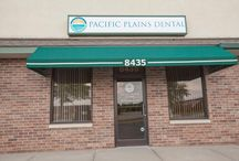 Office Photos / At Pacific Plains Dental, we believe in keeping our patients comfortable and our office welcoming. When you walk in the door, you will notice the difference right away. Please have a look at our office photo gallery so you know what to expect when you walk in for your first appointment. We look forward to meeting you.
