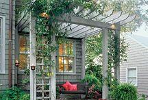 Okrasná zahrada / návrhy a realizace zahrady u rodinného domu