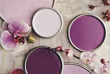Radiant Orchid / Pantone colour of the year 2014