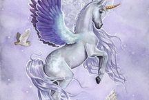 Unicorn / Fantasy Horse
