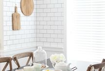 All things tile! / Bathrooms, kitchens, floors, you name, you can tile it.