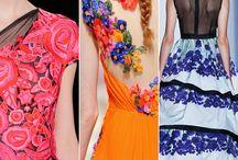 #FashionSpring / Fashion Week Detail.  Spring 2014