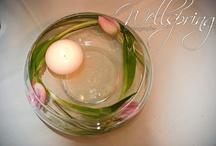 Lily Bowl Ideas / So simple...so elegant!