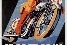TT Assen - Posters, programmaboekjes