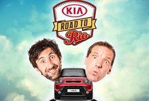 Road to Rio / Kias Road to Rio: auf den Spuren der südamerikanischen Fußballkunst!