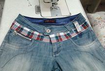 Clothes refashion
