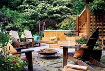 Backyard / by Jill Wolf