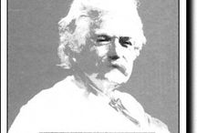 "Hal Holbrook in ""Mark Twain Tonight!"" / by StateTheatre NJ"