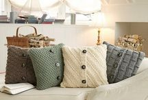 Throw Pillow Ideas / by Pamela Stephens
