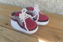 Bottes De Crochet De Bébé