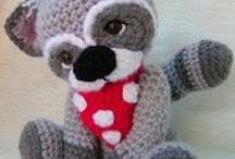 animaux crochets tricot