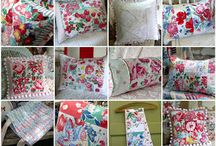 Vintage Linens and Fabric