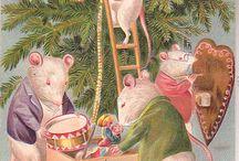 myšky-kreslené