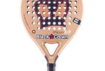 Palas BLACK CROWN Pádel / Fotos de las palas de la marca de pádel Black Crown. Raquetas de calidad a buenos precios. Disponibles en la tienda PadelStar: http://padelstar.es/tienda/14-black-crown