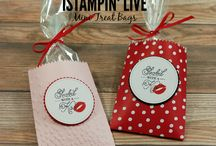"""iStampin' Live / Join me every Thursday at 11am (ET) on Facebook for fun live tutorial where I make a project using Stampin' Up! products.  To """"LIKE"""" my Facebook page - http://bit.ly/2nFFvIC  Time Zones: Eastern - 11am Central - 10am Midwest - 9am Western - 8am"""
