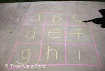Preschool stuff / by Stephanie Mathison