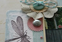 Scrapbooking & paper crafts / beautiful scrapbook layouts and styles I like :)
