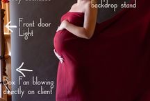 Preggy Shoot Ideas / by Tendai Diza