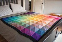 deky / modular knitting