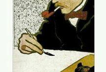 Pipe Smoking Art / #pipe, #tobacco, #smoking, #art, #pipesmoking