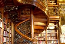 Great bookshops of the world / These are some of the world's most wonderful bookshops. Some are bookshops that I've visited. Others are bookshops that I'd love to visit.