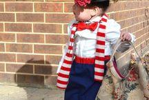 Halloween costumes  / by Sarah Better Churyk