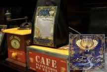 royal tea and coffee