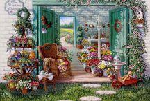 Ogród (obrazy)