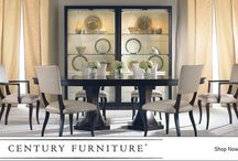 Century Furniture / Since 1947, Century Furniture has strived to be the best furniture company in the world, providing finely crafted luxury furniture with impeccable design and quality and legendary service to their customers. A third generation family-owned company, Century is located in Hickory, North Carolina with over nine hundred associates, each of whom holds a stake in the company, and demonstrates their commitment and dedication.