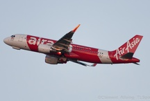 Flying with AirAsia