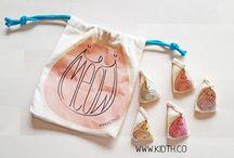 Kidth Activities / Kids and adult craft tutorials
