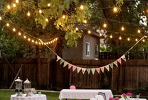 21st ideas / I'm the garden at home - got to make it look pretty