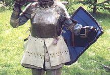 SCA women Armor