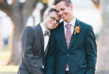 Love Wins Real Weddings / Touching tales and beautiful weddings: five LGBT Texas couples tie the knot. Visit lovewinstexas.com