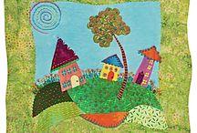 Fantasie quilts