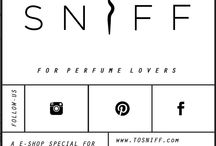TO SNIFF / Sito online