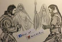 Vikings / Serial of History channel