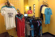 Puma Yoga Retail / Retail at Puma Yoga