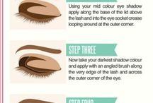 Make-up and beauty tips