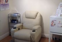 Clinic / Currently, there are two Clear Lines Aesthetics clinics. One of these is a home based clinic in the Bowring Park area of Liverpool. The second is a clinic located within the Optimum Fitness Gym in widnes. Photos of the clinic rooms are shown below.