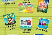 Apps and Online Activities / Apps and online activities for children, students, teachers, and parents.