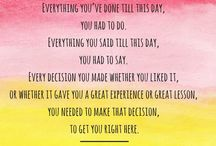 Inspiration / To be the best you can be  #inspiration #quotes #journey