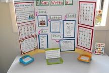 Writing Center Ideas / by Debbie Adams
