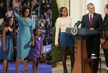 Looks de Sasha et Malia Obama