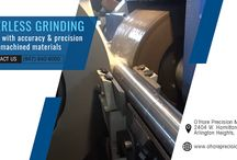 Centerless Grinding Services