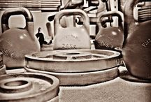Cool Kettlebell Photos / Artistic and different photo's of kettlebells.