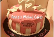 Victoria secrets cake